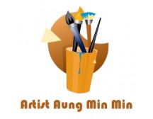 Artist Aung Min Min