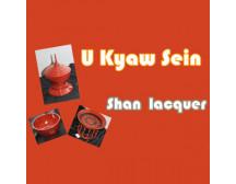 U Kyaw Sein - Shan  Lacquer ware
