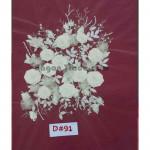 Fabric Hand-Sewed Crafts