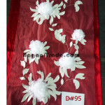 Fabric Hand-Sewed Crafts  D95