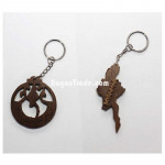 Wooden Key Chain for souvenir