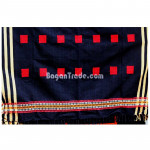 Chin Blanket with Red Rectangle