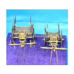 The Beautiful Brass Cart of Thiri Myanmar