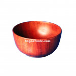 Traditional Bowl of Rose Wood