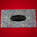 Handmade Seashell Of Tissue Box Rectangle
