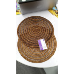 Small Round Table Mat