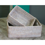 Large Rectangular Basket