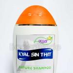Organic shampoo for Damage Hair from Myanmar
