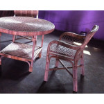New Chair Handmade Rattan