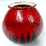 Coconut Shell Pot with Simple Style from Myanmar