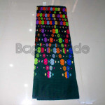 Kachin Silk by Silk Flower Design Dark Green Color