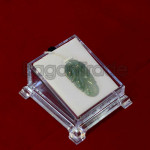 Gorgeous Leaf Jade Pendant Hand craft