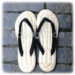 Men's wear Cane Slipper in Myanmar