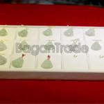 Happy Buddha Small Size Jade pendant