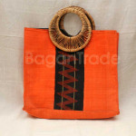 Bright Color of Beautiful Cotton Handbag