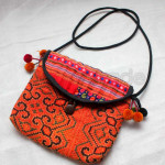 Small Woman Shoulder Cotton Bag