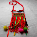 Kachin Traditional Small Shoulder Bag