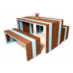 Wood Furniture W13017