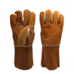 Heat Insulating Resistant Leather