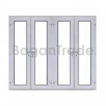 High Quality Soundproof Double Casement/Swing Wind