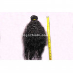 16 inches Curly Hair Weft (100% Human Remy Hair)