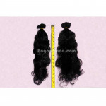 100% Curly Human Hair Extension For Beauty