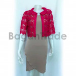 Lace jacket for Lady from Myanmar