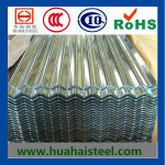 Corrugated Color Steel Sheet