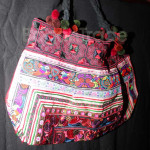 Shan Traditional Women Handbag made in Myanmar