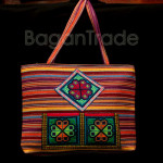 Myanmar Traditional Design Shan Handbag