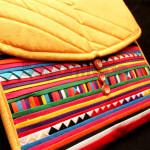 AKhar design Shan Traditional Fold Purse