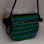 Akhar design Shan traditional handbag