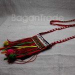 Kachin Traditional Small Shoulder Bag in Myanmar