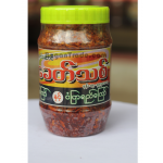 Dry Sweet Taste Fried Fish Sauce