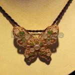 Locket Butterfly Design
