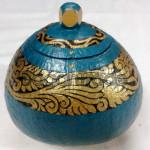 Handmade design Coconut Shell craft
