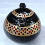 Handmade Art Craft Made Of Coconut Shell