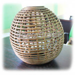 Rattan Lamp For Night