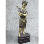Ancient design Kyan Sit Min PanPu wood sculpture carving