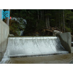 Sieve bend screens for water treatment
