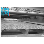 Crimped wire mesh for mining industry