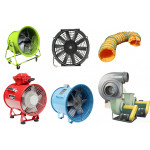 Industrial fan, portable fan, explosion proof fan, flexible duct ,car radiator fan, car cooling fan, frp fan