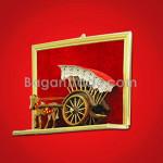 Home Decoration Wall Art Horse Cart