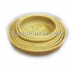Circle Shape Handmade Bamboo Basket Set