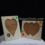 Myanmar Handmade Bamboo Photo Frame