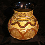 Lacquer Water Vase in Bagan