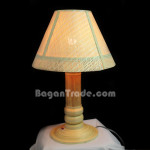Shade Bamboo Handmade Table Lamp