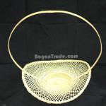 Myanmar Handmade Natural Bamboo Basket