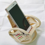 Arm Chair Handmade Bamboo phone holder