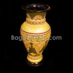 Antique Design Big Lacquer Vase